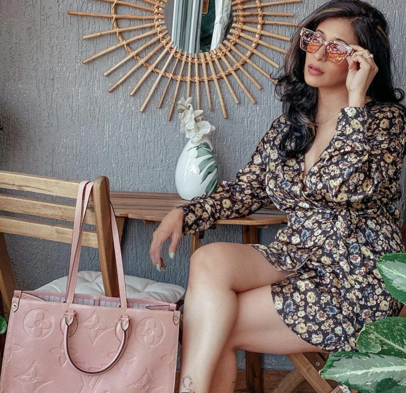 Kishwer Merchantt's Trendy Maternity Looks