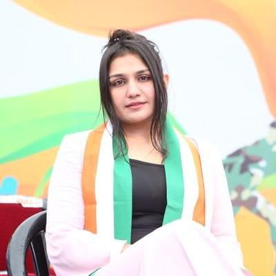 Saweety Boora