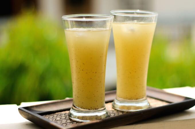 Mango-Mint Shots