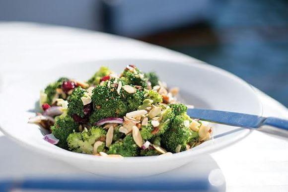 Chilli Broccoli Salad