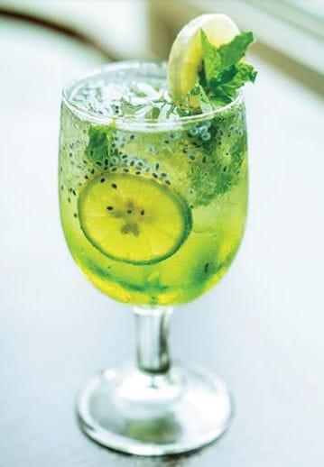 Cucumber Limeade)