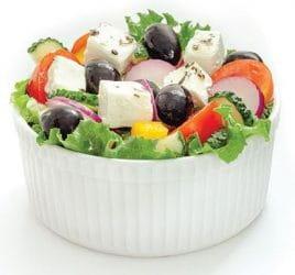 Colourful Paneer Salad