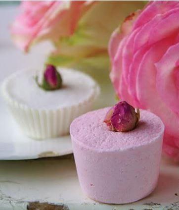 Rose-Pistachio Ice Cream
