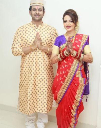 Sanket Bhosle and Sugandha Mishra