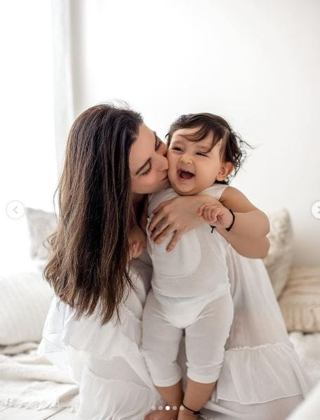 Ekta Kaul's Baby Boy Ved
