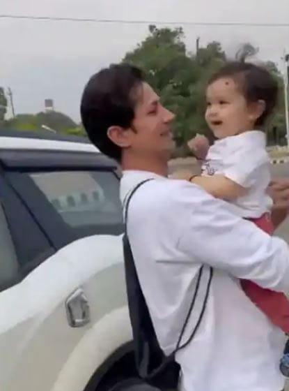 Sumeet Vyas's Baby Boy Ved