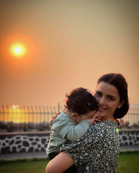 Sumeet Vyas And Ekta Kaul's Baby Boy Ved