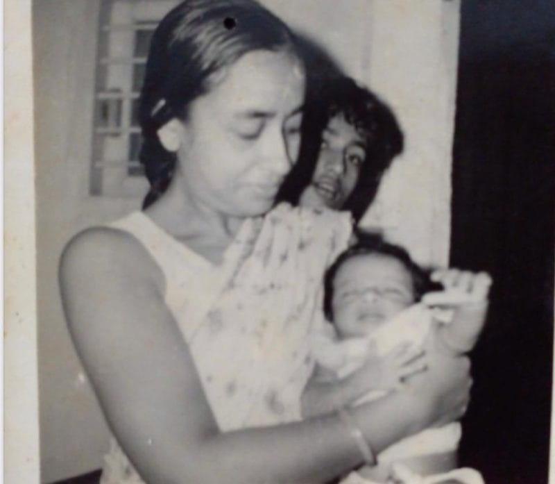Shekhar Suman's Mother