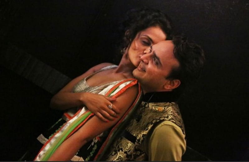 Manasi Parekh And Parthiv Gohil