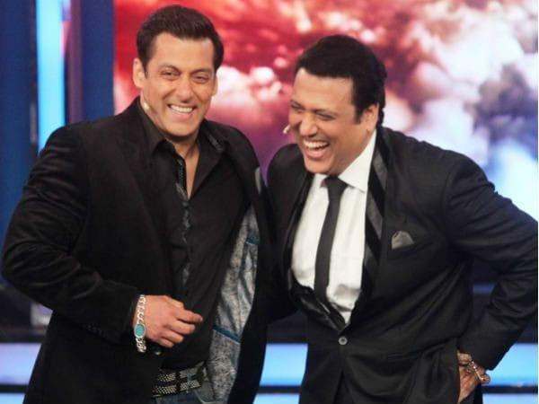 Govinda and Salman