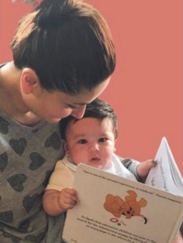 Kareena Kapoor Khan's Younger Son Photo