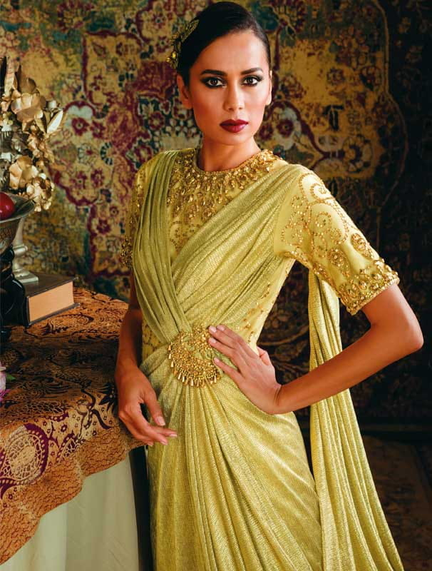 Contemporary Indian Fusion Outfits