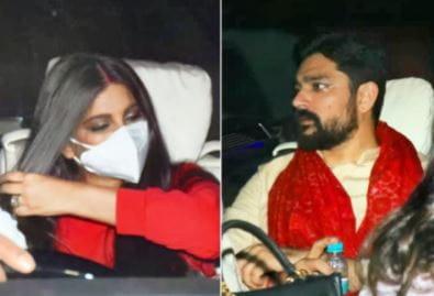 Rhea Kapoor And Karan Boolani