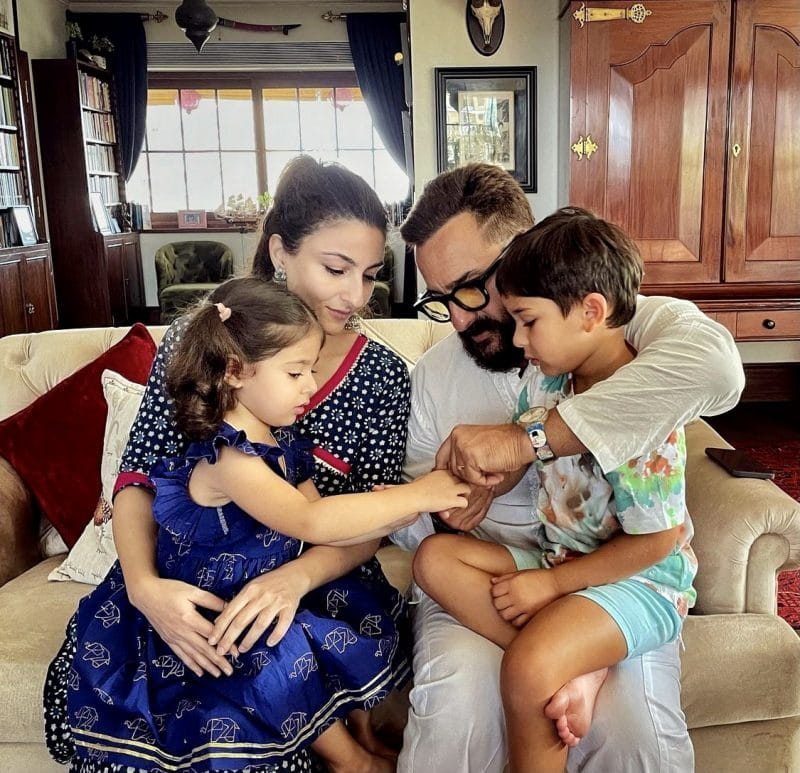 Soha Ali Khan Shares Adorable Picture Of Jeh