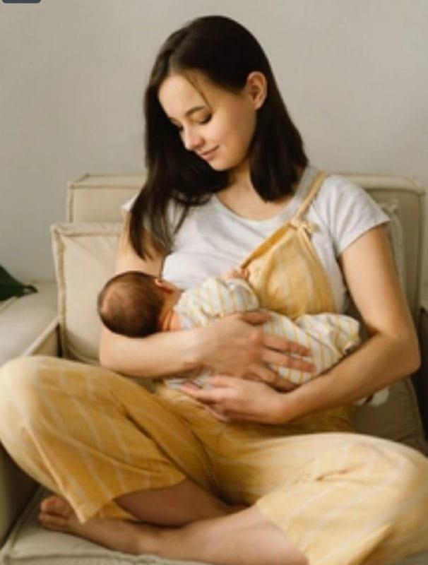 Breastfeeding Health Benefits