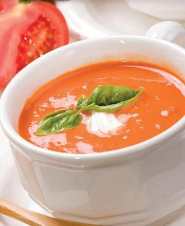Garlic-Tomato Soup