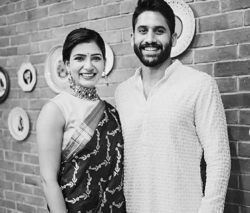 Naga Chaitanya and His Wife Samantha